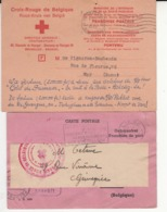 Guerre  1942  Cartes Croix Rouge - Oorlog 40-45