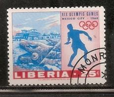 LIBERIA OBLITERE - Liberia