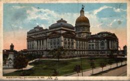 ETATS-UNIS  STATE CAPITOL  INDIANAPOLIS - Indianapolis