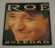 45T ROÉ : Soledad - Vinyl-Schallplatten