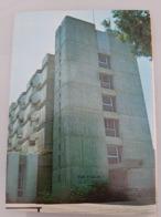 SOLDIERS HOTEL MOTEL HOSTEL PENSION INN POSTCARD TOURISM HAIFA ISRAEL PALESTINE - Hotel Labels