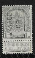 Manage 1909  Nr. 1328A - Precancels