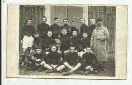Cpa  MOULINS , équipe De Rugby - ( Carte Photo ) 02 - Moulins