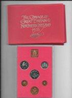Great Britain Set 1973 Km Ps29   Bu!!!! - 1971-… : Monedas Decimales