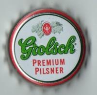 GROLSCH Beer Crown Cap / Kroonkurk /capsule Bière  From NETHERLANDS - Beer