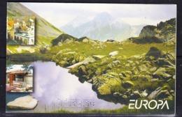 Europa Cept 2004 Bulgaria Booklet ** Mnh (44706) - 2004