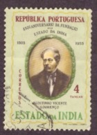Inde - 1956 The 450th Anniversary Of Portuguese India - Inde Portugaise