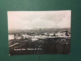 Cartolina Pomarance - Pisa - Panorama - 1953 - Pisa
