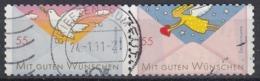 GERMANY Bundes 2827-2828,used - [7] Federal Republic