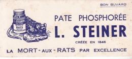PATE PHOSPHOREE STEINER / MORT AUX RATS - Produits Ménagers