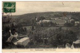 Aubusson Usine St Jean - Aubusson