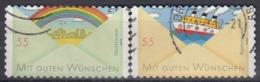 GERMANY Bundes 2848-2849,used - [7] Federal Republic