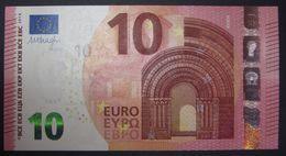 10 Euro X001B3 Germany  Draghi Perfect UNC - 10 Euro