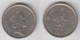 HONG-KONG -ONE DOLLAR 1990 - Hongkong