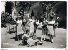 """SORRENTO (NA):  """"  LA  TARANTELLA  """"  -  FOTO  -  FG - Danze"""