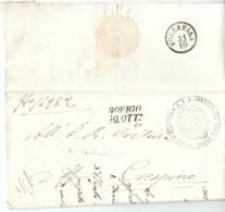 Prefilatelica Rovigo 1854 - Italia