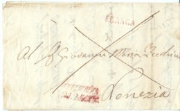 Prefilatelica Venezia 1846 - 1. ...-1850 Prephilately