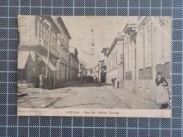 11.090) Portugal Vizela Rua Dr. Abilio Torres Ed. Mercearia Conf. Costa  /defeitos Dobrado E Cansado - Braga