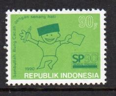 INDONESIE - INDONESIA - 1990 - RECENSEMENT DE LA POPULATION - POPULATION COUNTING - - Indonesien