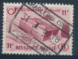 "TR 302 - ""CHARLEROI (SUD) - PESEUR-EXPRES""  - (ref. 28.801) - Railway"