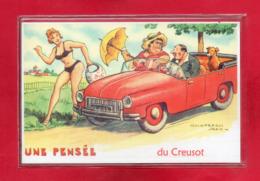 71-CPSM LE CREUSOT - Le Creusot