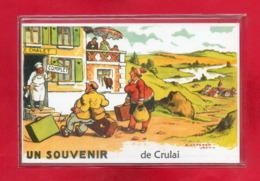 61-CPSM CRULAI - France