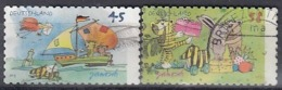 GERMANY Bundes 2995-2996,used - [7] Federal Republic