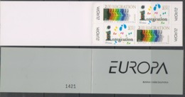 Europa Cept 2006 Bosnia/Herzegovina Mostar Booklet 2x2v  ** Mnh (44711) - Europa-CEPT
