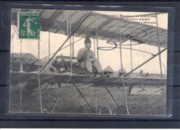 25. Besançon. Arrivée Du Lieutenant Aviateur Remy - Besancon