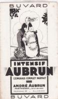 BUVARD / ENGRAIS INTENSIF AUBRUN / RARE + - Agriculture