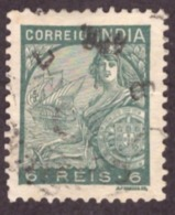 Inde - 1933 Padrões 6rs  / 1933 Portugal And Sao Gabriel 6rs - Inde Portugaise
