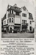Repro Foto Dresden Weißer Hirsch Geschäftshaus Sanitäts Bazar Sanitätsbazar Loschwitzer Straße 1 Plattleite Bühlau - Riproduzioni