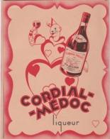 PROTEGE CAHIER / CORDIAL MEDOC / TBE - Liqueur & Bière