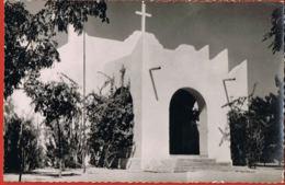 Tchad - Fort-Lamy-  Mission Catholique - écrite Au Verso- Scans  Recto Verso- Paypal Free - Ciad