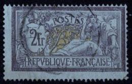 France Merson 1900 - YT N°122 - Oblitéré - 1900-27 Merson