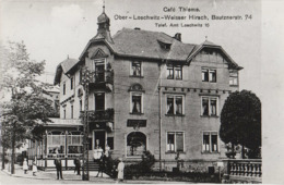 Repro Foto Dresden Ober Loschwitz Weißer Hirsch Cafe Thieme Bautzner Straße 74 Adlerstraße Am Weißen Adler Bühlau - Riproduzioni