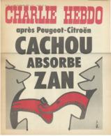 Charlie Hebdo 213 16.12.1974 1ère Série - Humour