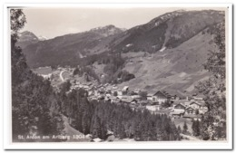 St. Anton Am Arlberg 1304m - St. Anton Am Arlberg