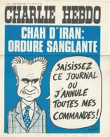 Charlie Hebdo 216 06.01.1975 1ère Série - Humour