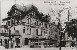Repro Foto Dresden Weißer Hirsch Hotel Restaurant Kurhaus Kaiserkeller Kurbad Bautzner Straße A Lahmannstraße Bühlau - Riproduzioni
