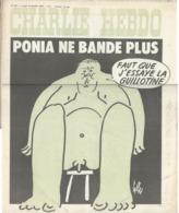 Charlie Hebdo 221 10.02.1975 1ère Série - Humour