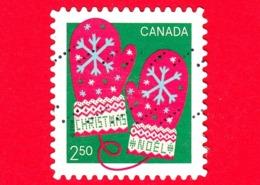 CANADA - Usato - 2018 - Natale - Guanti - Warm & Cozy, Mittens - 2.50 - Usati