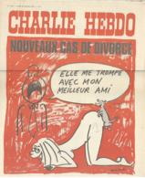 Charlie Hebdo 223 24.02.1975 1ère Série - Humour