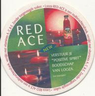 Sous-bock Red Ace Bi-face TBE - Sous-bocks