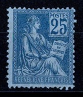 France Mouchon 1900/1901  - YT N°118- Neuf Avec Charnière - 1900-02 Mouchon