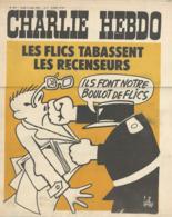 Charlie Hebdo 224 28.03.1975 1ère Série - Humour