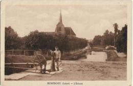 D45 - MONTBOUY - L'ECLUSE - Jeune Garçon - Otros Municipios
