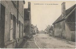 D45 - MARDIE -  LA RUE DES BAROCHES - France