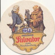 Sous-bock Paulaner Salvator Bi-face TBE - Sous-bocks