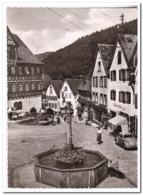 Luftkurort Schiltach Im Schwarzwald, Marktplatz - Schiltach